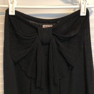 Tops - Knit tube top